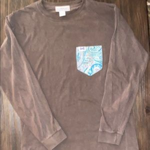 3/$25 Fraternity collection long sleeve tshirt